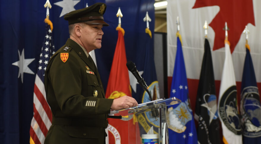 U.S. Space Command chief makes case for civilian space traffic control