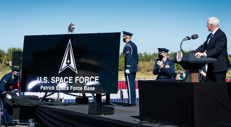Trump administration's national space policy formalizes Space Force role
