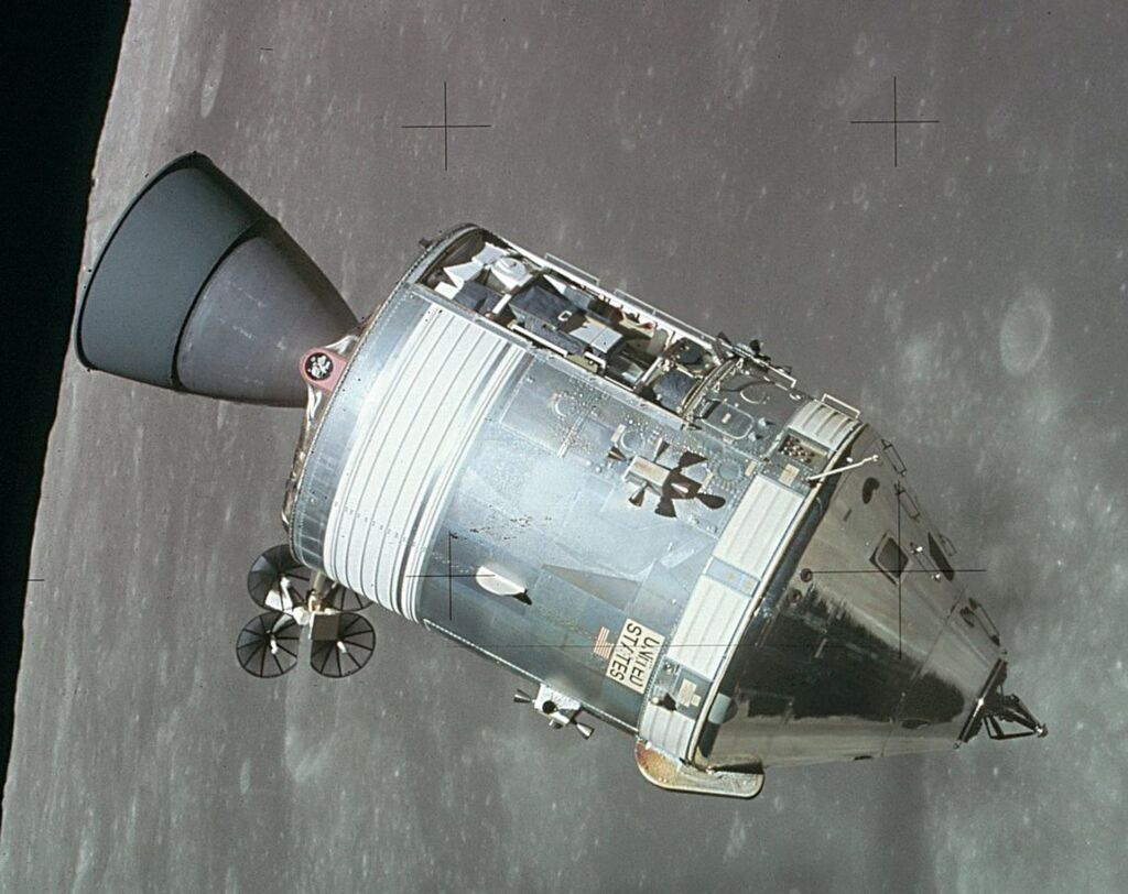 Apollo CSM-117