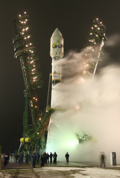 Soyuz 2.1b Fregat – Progress Rocket Space Center