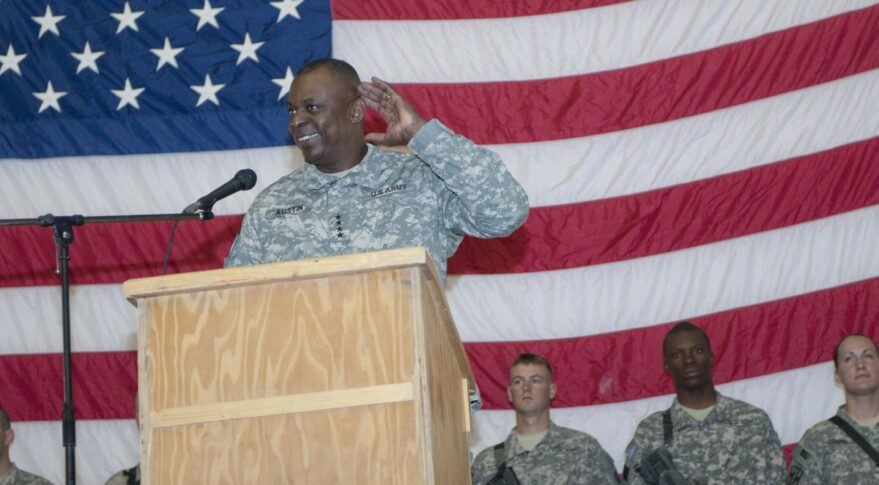 Biden nominates retired general Austin to be the first African-American to run the Pentagon