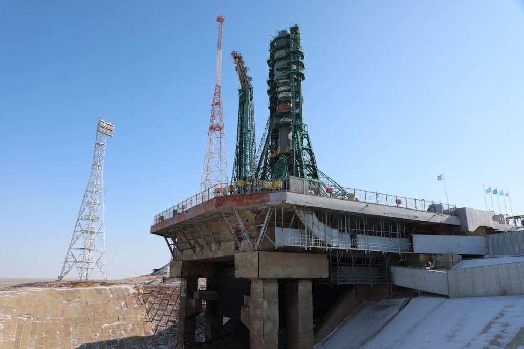 Russian satellite for polar weather forecasting ready for launch Sunday