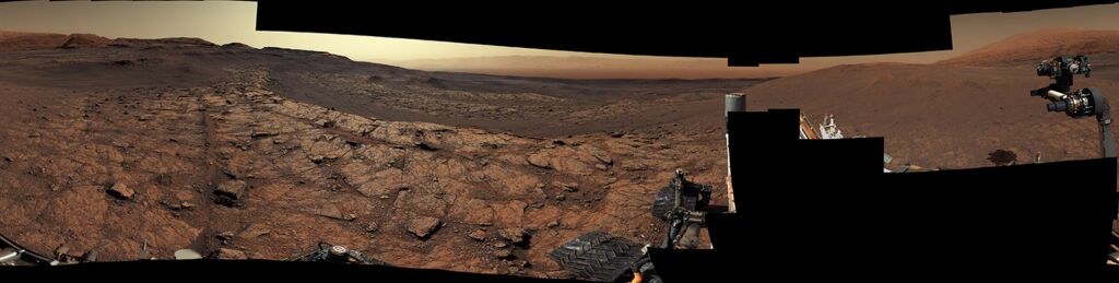 NASA's Curiosity Rover Reaches Its 3,000th Day on Mars