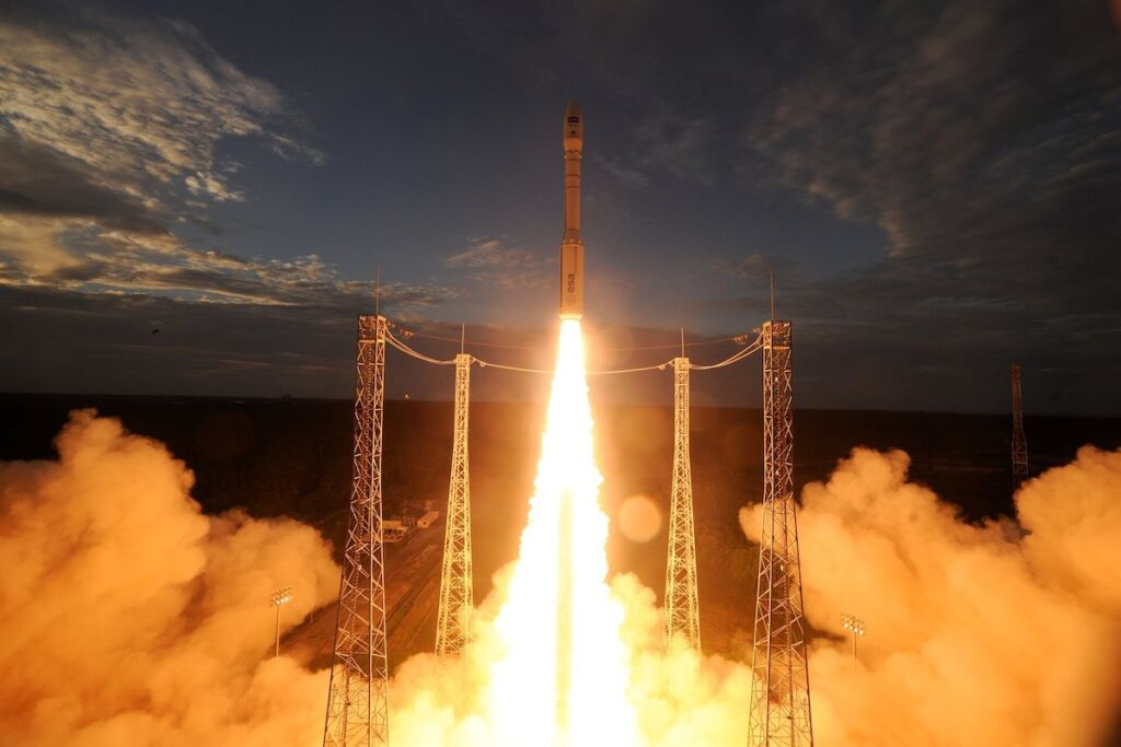 Arianespace targets early 2021 for Vega return-to-flight