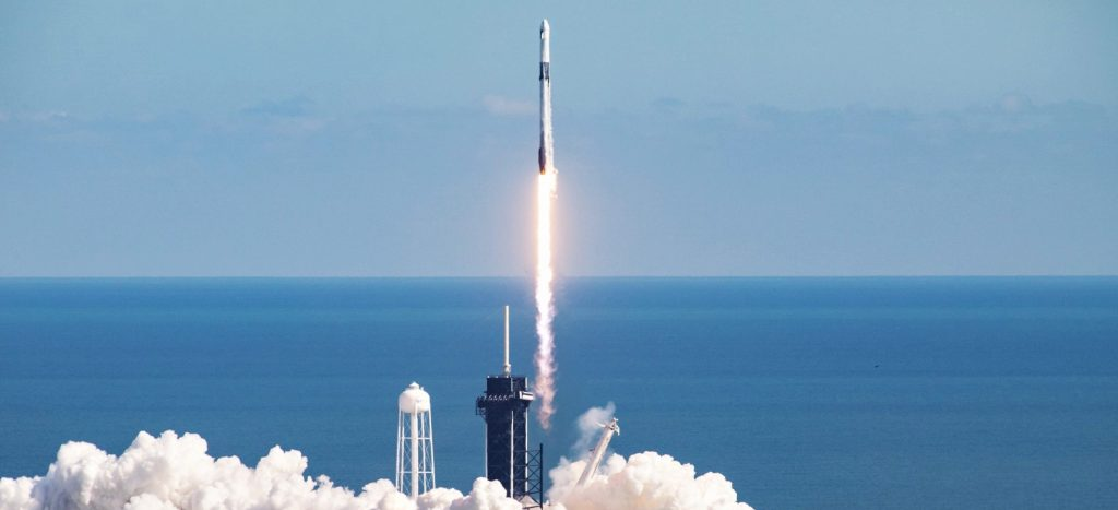 SpaceX aces 100th Falcon 9 launch, kicks off dual Dragon operations