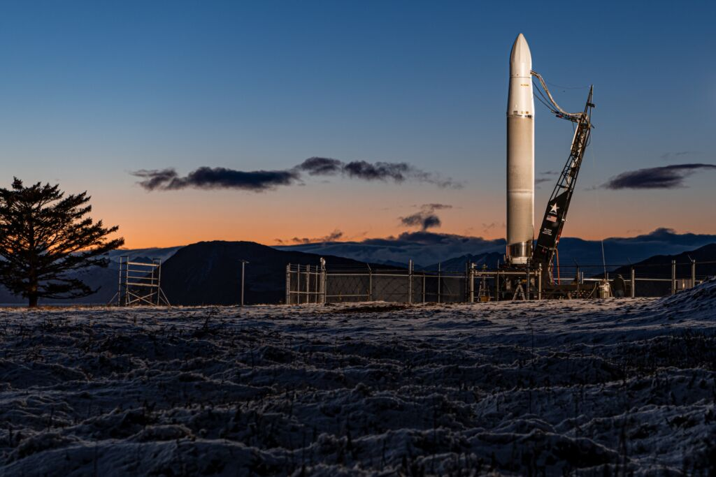 Astra succeeds in reaching space with Rocket 3.2