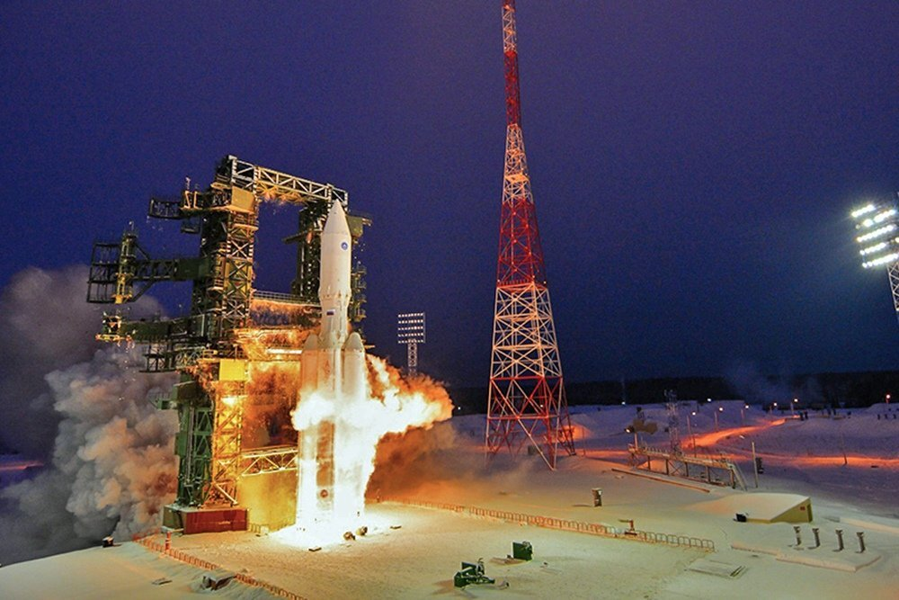 Russia resumes Angara test flights with third mission