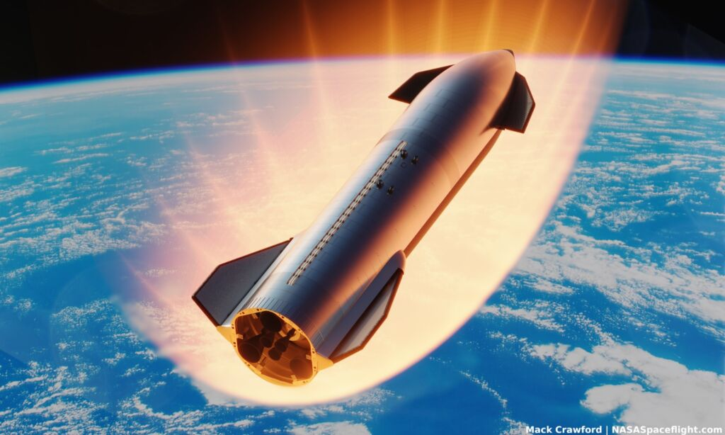 "Preparing for ""Earth to Earth"" space travel and a competition with supersonic airliners"