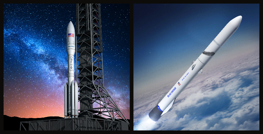 Space Force officially ends launch partnerships with Blue Origin and Northrop Grumman