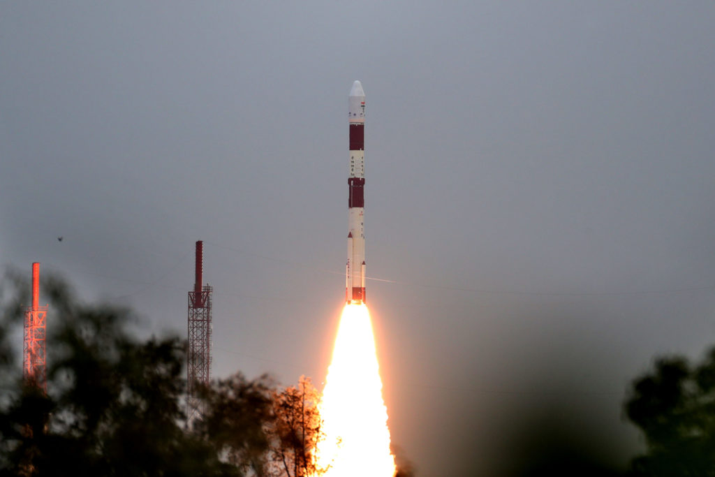 India, Brazil launch Amazônia-1 on PSLV rocket