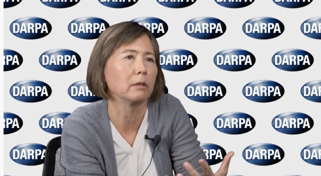 Veteran scientist Stefanie Tompkins takes the helm at DARPA