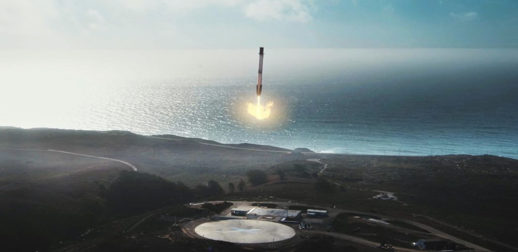 SpaceX's first West Coast rocket launch in 17 months back on track