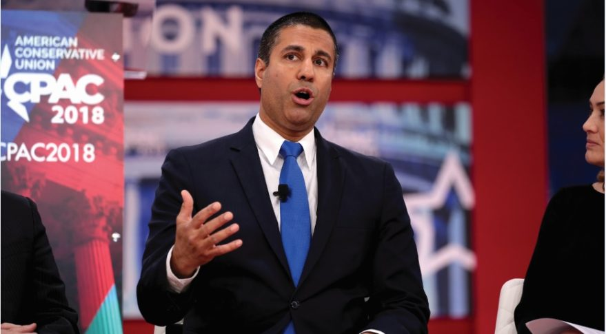 FCC Chairman Ajit Pai on RDOF, megaconstellations, debris rule and C-band auction