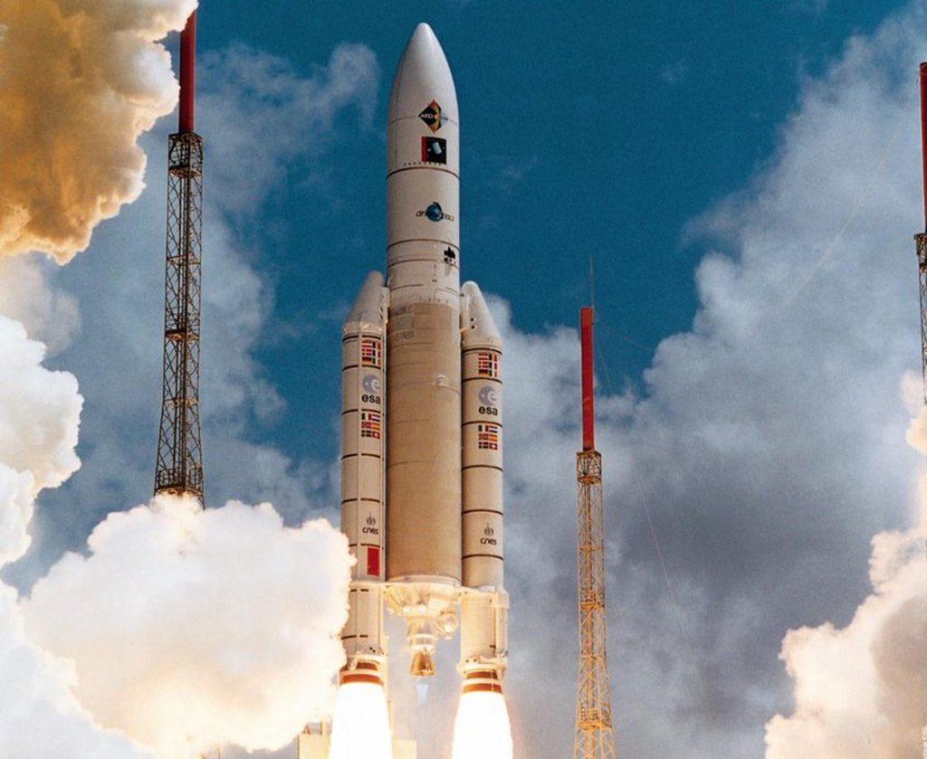 Ariane 5 G – Arianespace