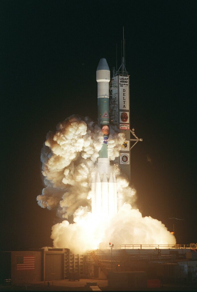 Delta II 7925H-9.5 – United Launch Alliance