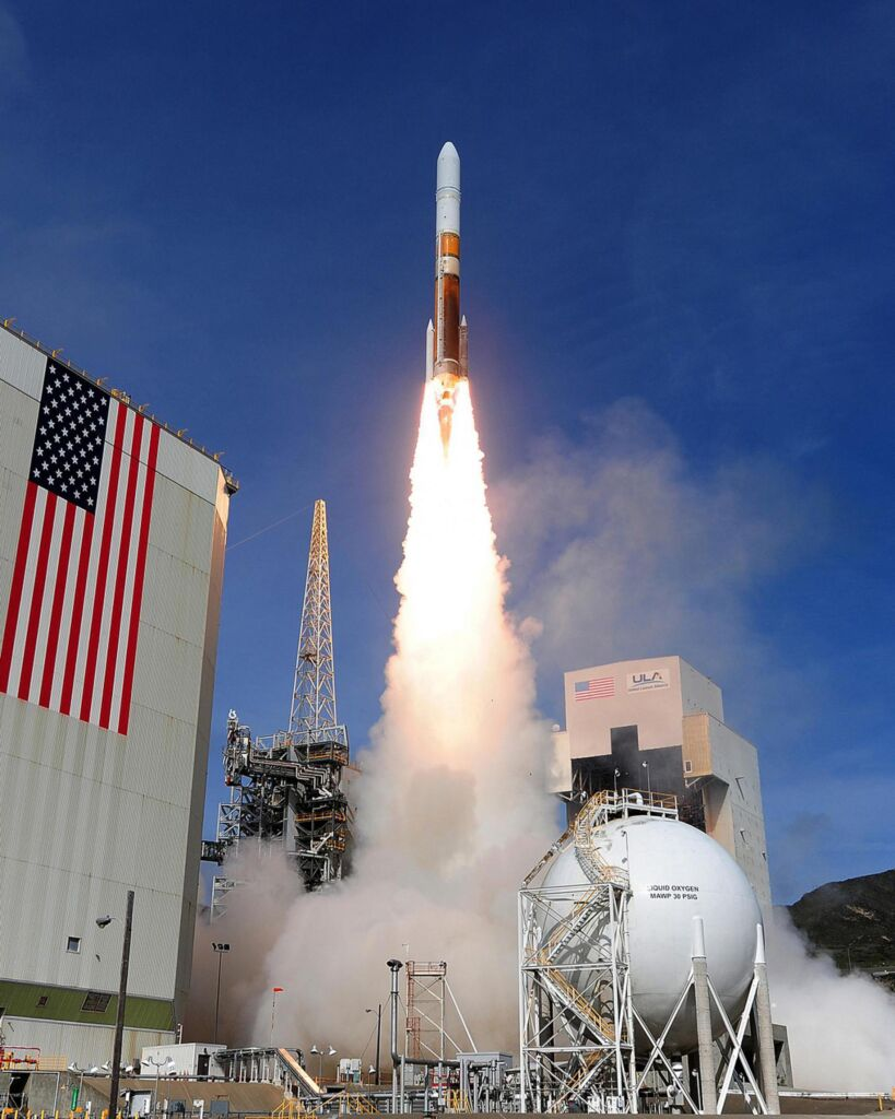 Delta IV M+(5,2) – United Launch Alliance