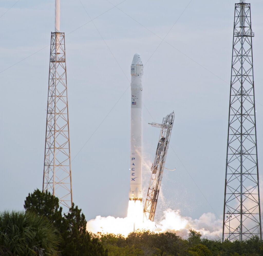 Falcon 9 v1.0 – SpaceX