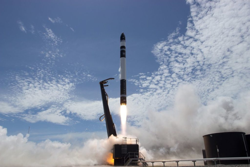 Rocket Lab Reaches Deal to Merge With Vector SPAC