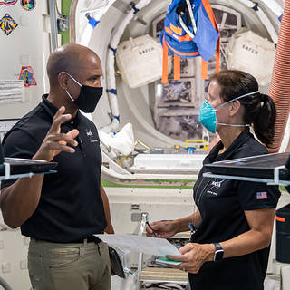 Arkansas Students to Speak with NASA Astronauts Aboard Space Station