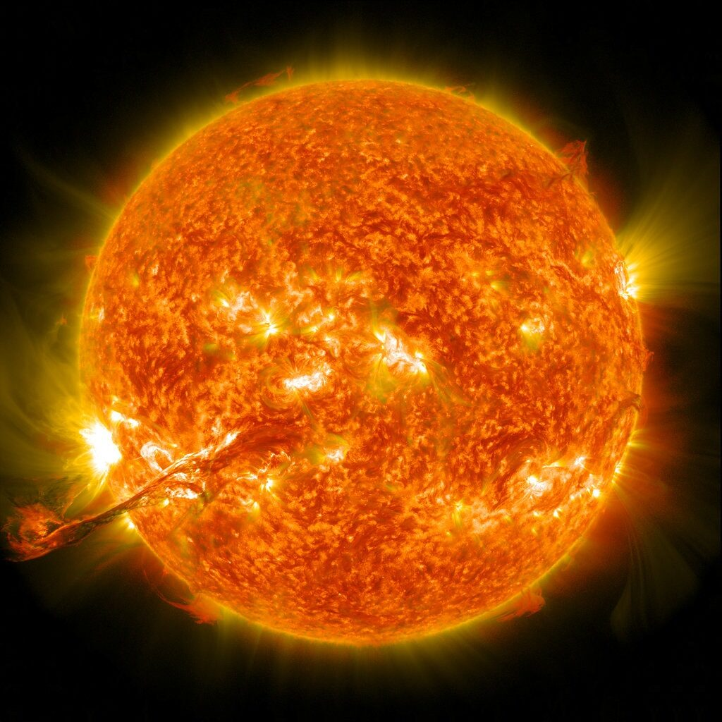 NASA, JAXA look to Sun to understand life in other star systems
