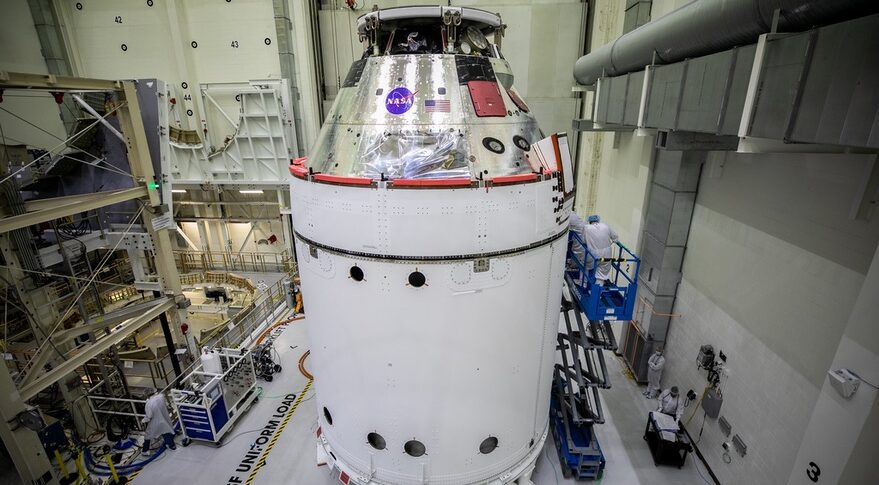 NASA to skip repair of Orion electronics unit