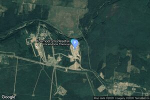 Unknown Pad, Plesetsk Cosmodrome, Russian Federation