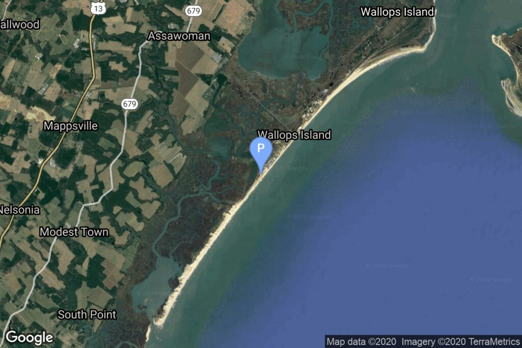 Launch Area 0 B, Wallops Island, Virginia, USA