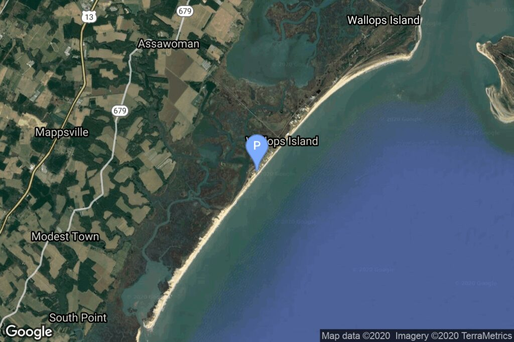Launch Area 0 A, Wallops Island, Virginia, USA
