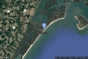 Launch Area 3, Wallops Island, Virginia, USA