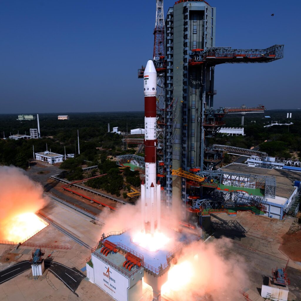 PSLV – Indian Space Research Organization