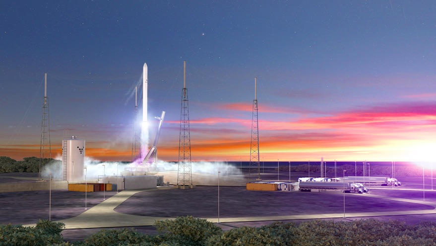 Relativity Space wins U.S. military contract for 2023 launch