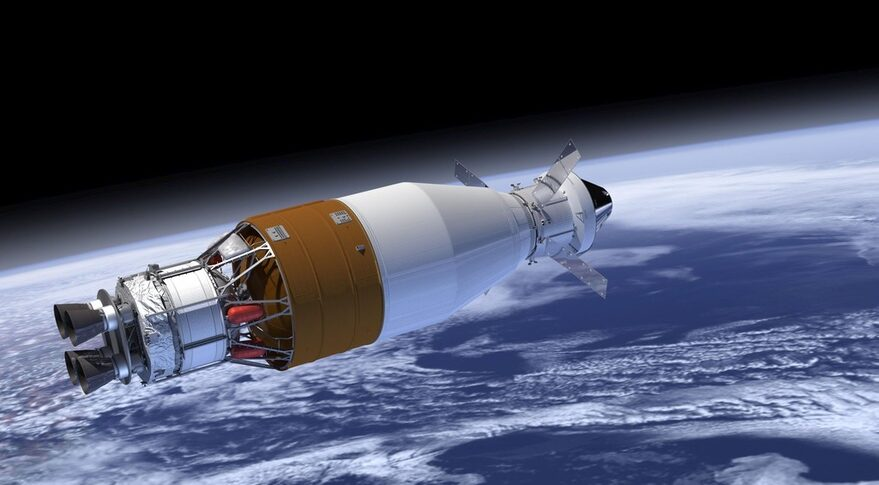 SLS Exploration Upper Stage passes review
