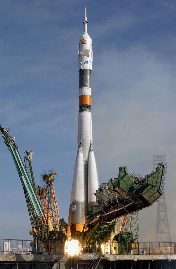 Soyuz U – Russian Federal Space Agency (ROSCOSMOS)