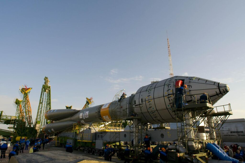 Soyuz Fregat – Russian Federal Space Agency (ROSCOSMOS)