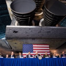 Space industry relieved to see National Space Council retained