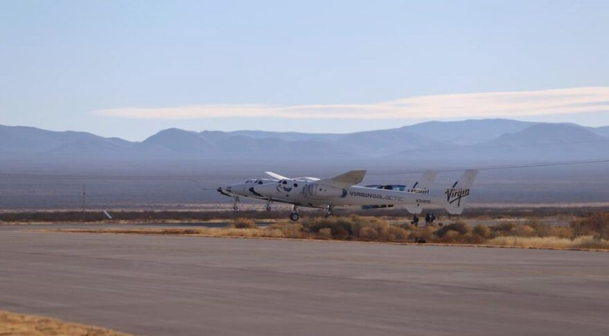Virgin Galactic aborts SpaceShipTwo suborbital spaceflight
