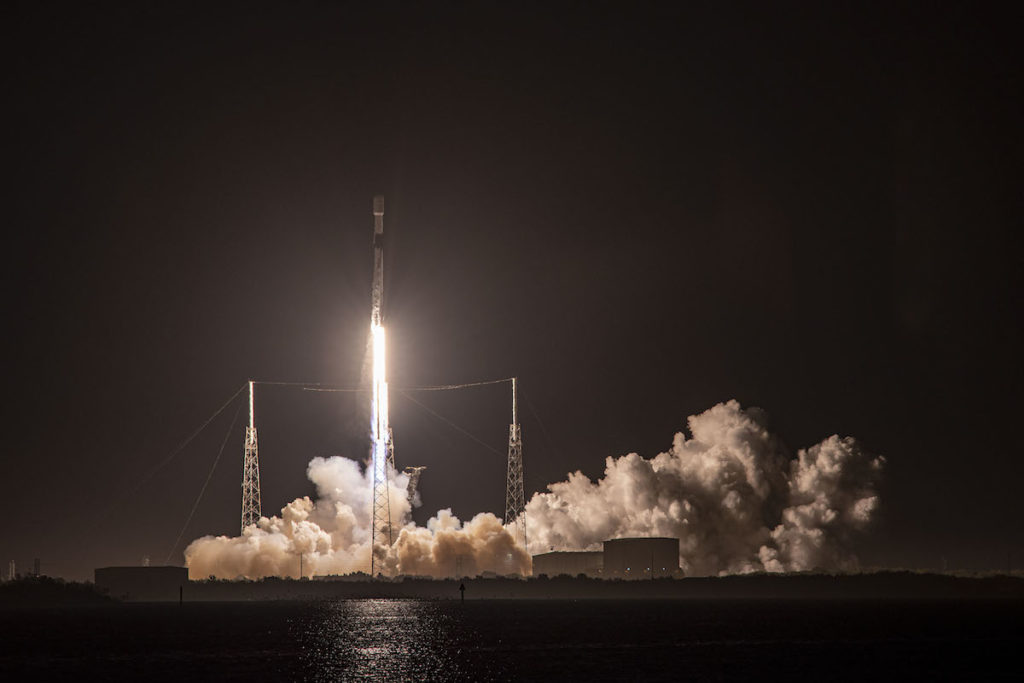 SpaceX adds more satellites to Starlink internet fleet