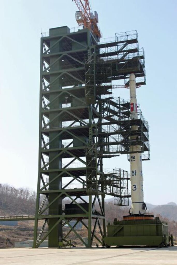 Unha – Korean Committee of Space Technology
